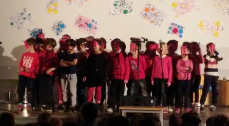 Concert des étudiants du CFMI de Lyon et de l'école Alsace Lorraine de Bron